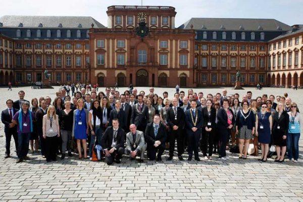Group photo of the JCI EMT